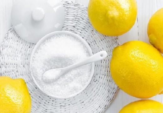 лимоны и кислота