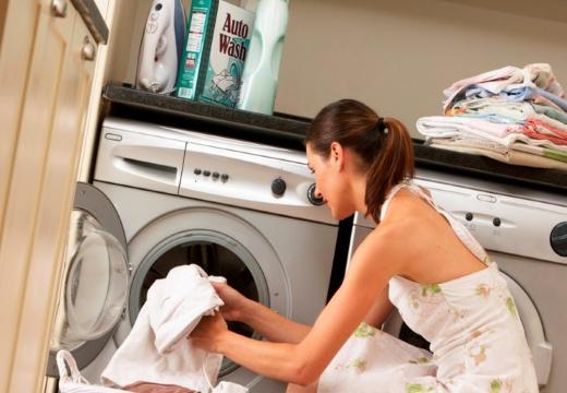 Стирка в стиральное машине