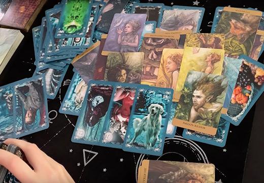 """Гадание на картах бесплатно: """"Ближайшее будущее"""""""