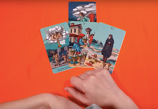 """Гадание: """"На будущее онлайн бесплатно"""" - карты Таро"""