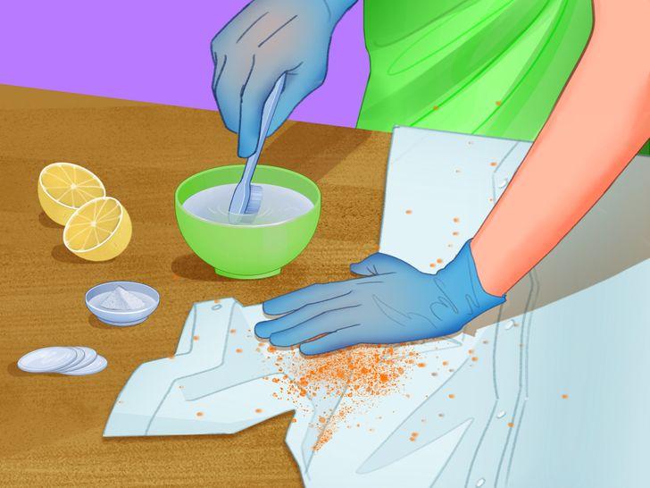 Проверенные способы, как очистить ржавчину с различных поверхностей