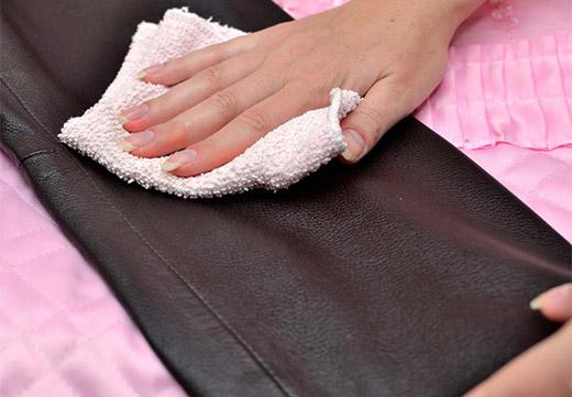 dbf4f50e3b6f Как почистить кожаную куртку в домашних условиях: технологии