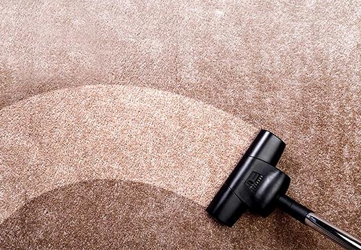 пылесос и ковровое покрытие
