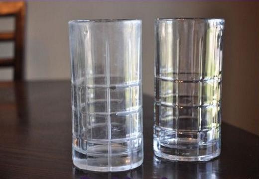 белый налет на стаканах