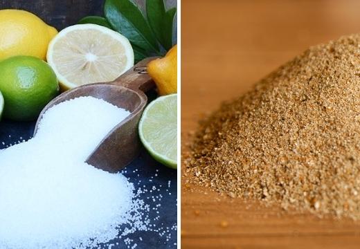 лимонная кислота песок