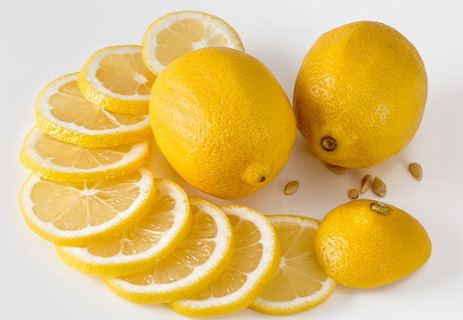 Лимон от запаха