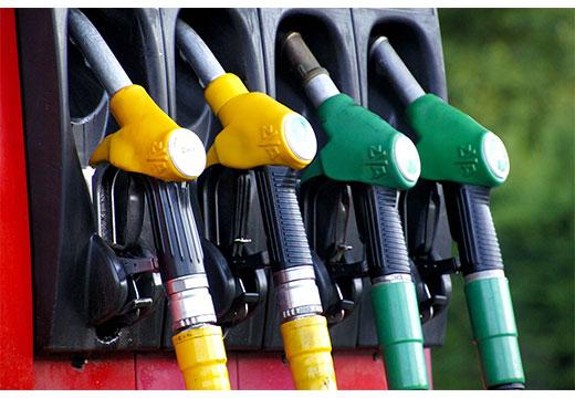 Бензин против пятен