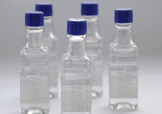 Жидкость в бутылках