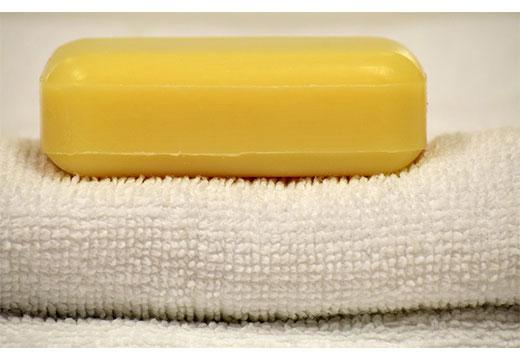 Мыло от пятен