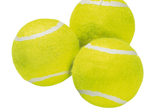 Тенисные мячики