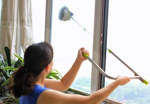 мыть окна снаружи