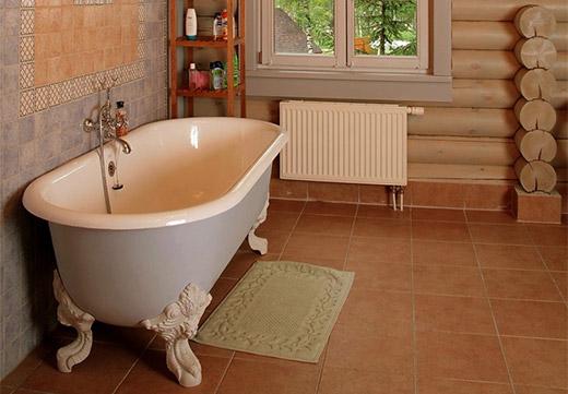 Отмыть ванную
