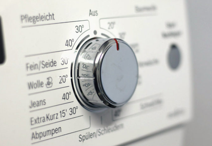 режим стиральной машины