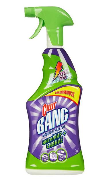 Силит Бэнг для очистки