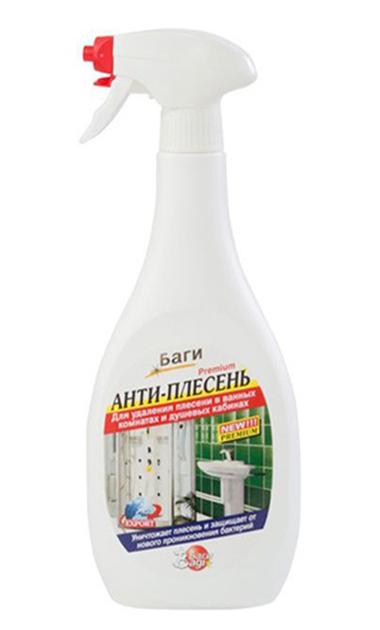 Анти-плесень для очистки