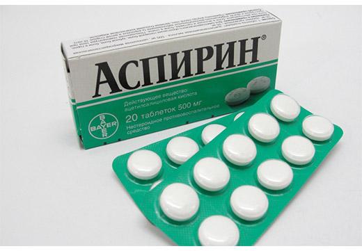 Аспирин для стирки