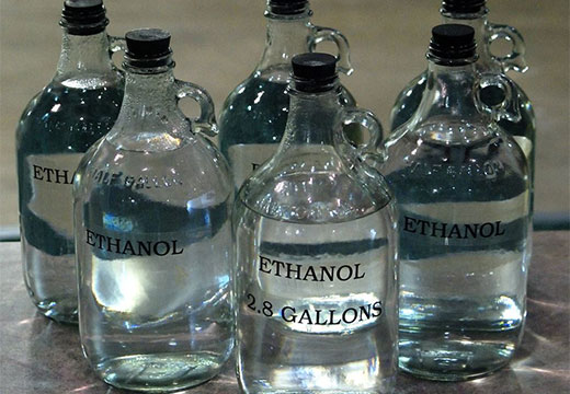 Спирт этиловый