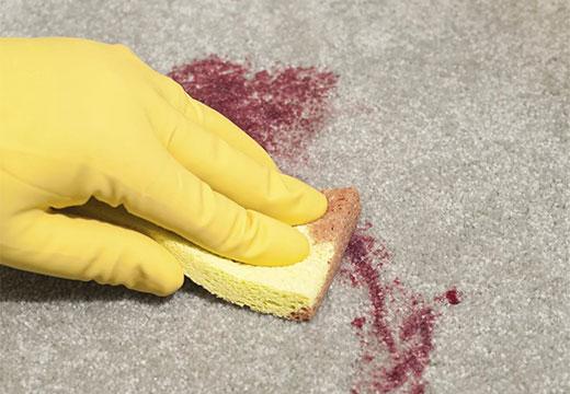 Пятно от крови