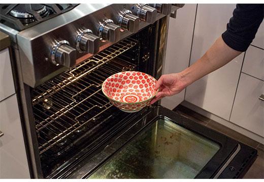 Кипячение в духовке