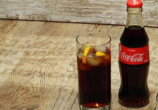 Кока Кола для чистки