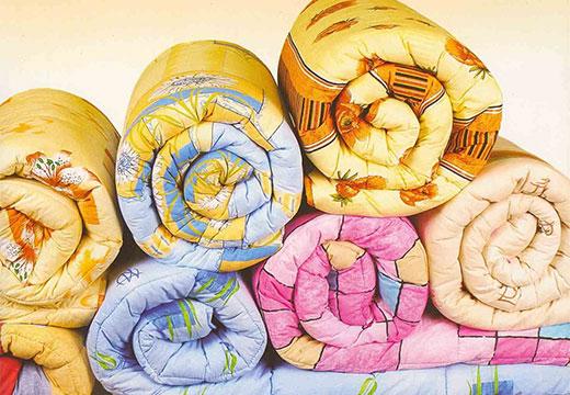 цветные одеяла