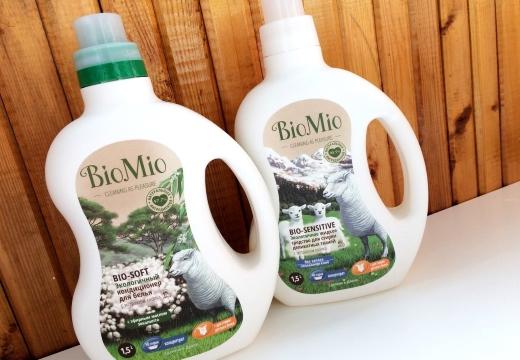 Средство для стирки биомио