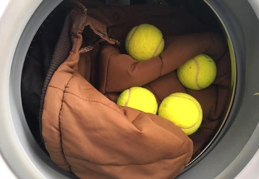 куртка мячи стиральная машина