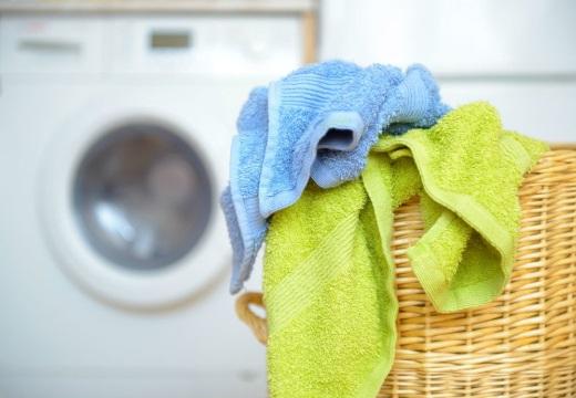 грязные полотенца