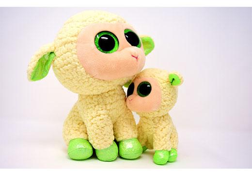 Плюшевые овцы