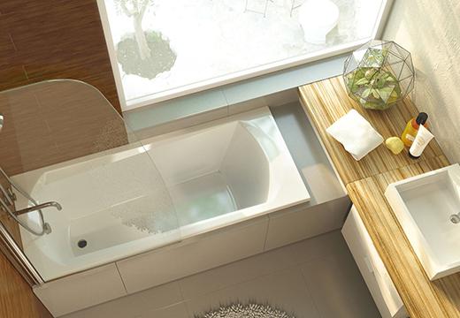 Маленькая атиловая ванна