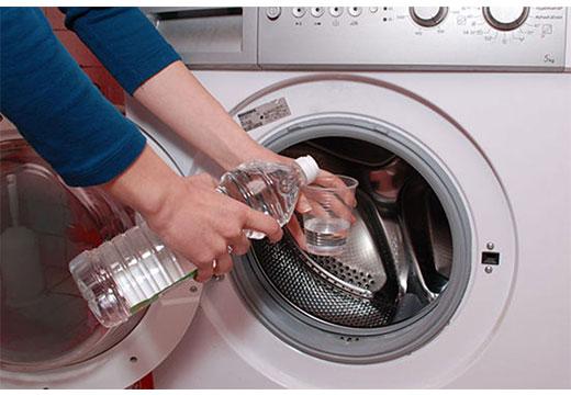 Уксус в стиральной машине
